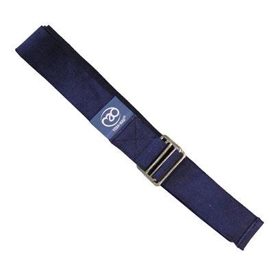 Yoga Mad Lightweight Yoga Belt Blue