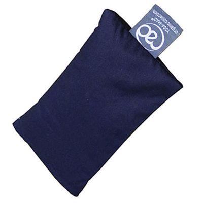 Yoga Mad Organic Cotton Eye Pillow - Blue