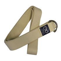 Organic Cotton Yoga Belt