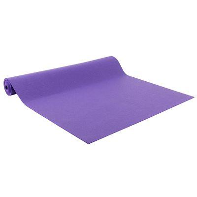 Yoga Mad Studio Mat - Purple Additional