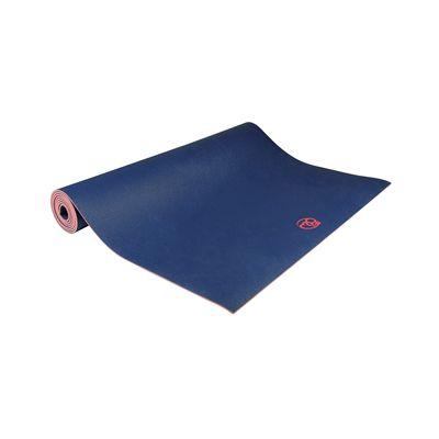 Yoga Mad Sure Grip Travel 4mm Yoga Mat - Blue2