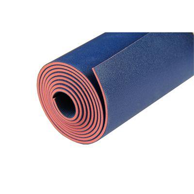 Yoga Mad Sure Grip Travel 4mm Yoga Mat - Blue3