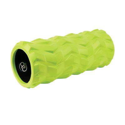 Yoga Mad Tread Foam Roller - Green