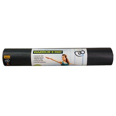 Yoga Mad Warrior II 4mm Yoga Mat - Graphite