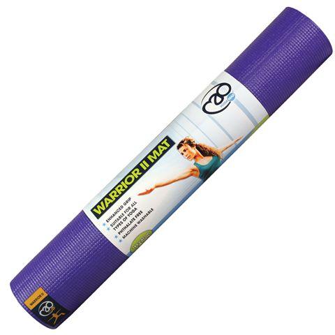 Yoga Mad Warrior II Plus 6mm Yoga Mat