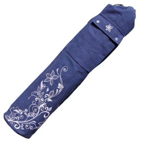 Yoga Mad Wildflower Large Yoga Mat Bag
