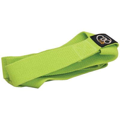 Yoga Mad Yoga Belt and Mat Carry Strap-Green