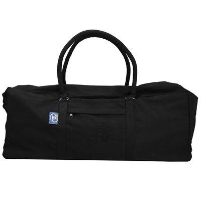 Yoga Mad Yoga Kit Bag - Black