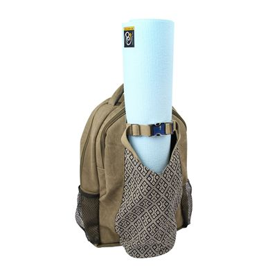 Yoga Mad Yoga Mat Backpack In Use