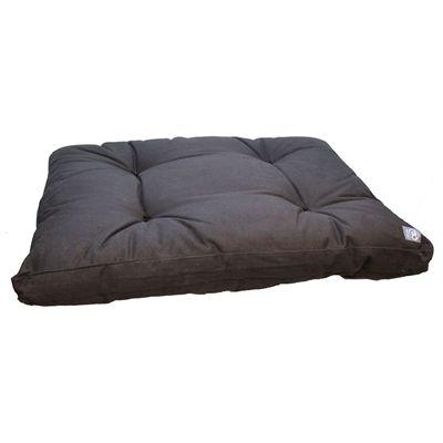 Yoga Mad Zabuton Meditation Cushion - Black