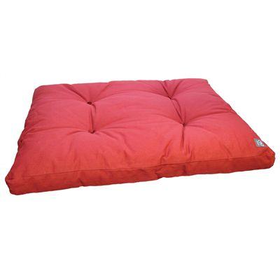 Yoga Mad Zabuton Meditation Cushion - Red