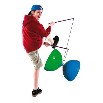 Yoho Diabolo In Use