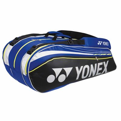 Yonex 9229 9 Pack Racket Bag Blue