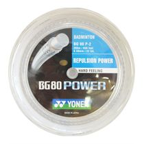 Yonex BG80 Power Badminton String - 200m Reel