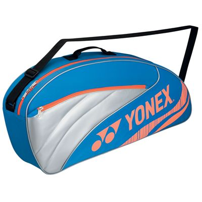 Yonex 4523 Performance 3 Racket Bag - Blue/Red