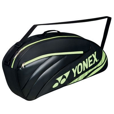 Yonex 4523 Performance 3 Racket Bag - Black/Yellow