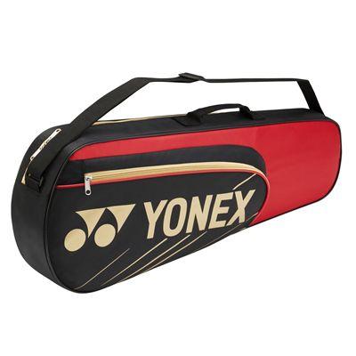 Yonex 4723 Team 3 Racket Bag - Black/Red