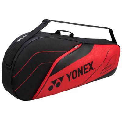Yonex 4923 Team 3 Racket Bag - Red
