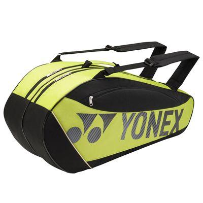 Yonex 5726 Club 6 Racket Bag - Yellow