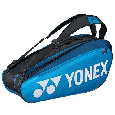 Yonex 92026 Pro 6 Racket Bag - Blue