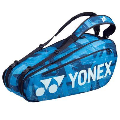Yonex 92026 Pro 6R Racket Bag - Blue