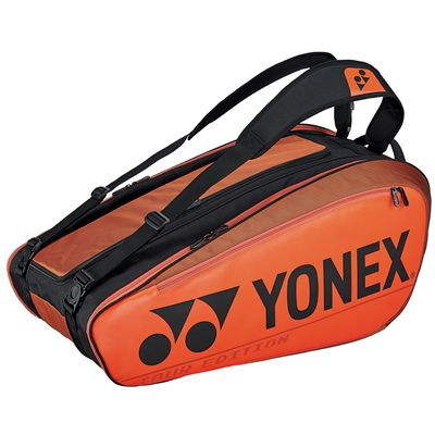Yonex 92029 Pro 9 Racket Bag - Orange