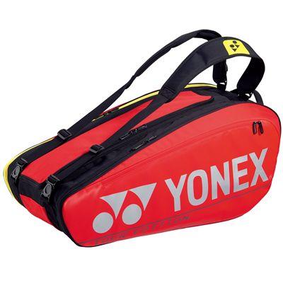 Yonex 92029 Pro 9R Racket Bag - Red