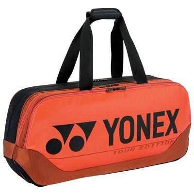 Yonex 92031W Pro Tournament 6 Racket Bag - Orange