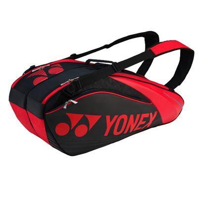 Yonex 9626 Pro 6 Racket Bag SS17 - Black/Red