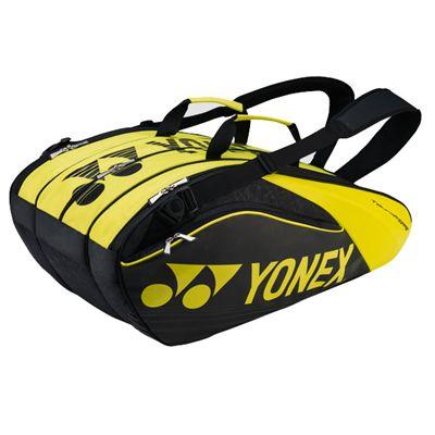 Yonex 9629 Pro 9 Racket Bag SS17 - Black/Lime