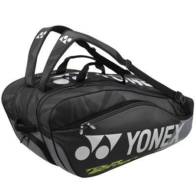Yonex 9829 Pro 9 Racket Bag - Black