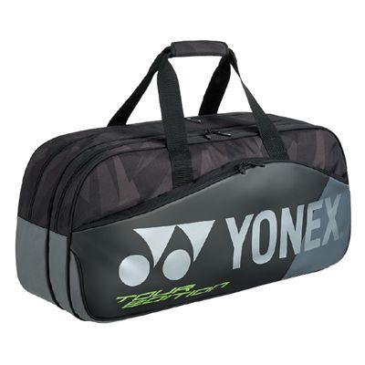 Yonex 9831 Pro Tournament 6 Racket Bag - Black