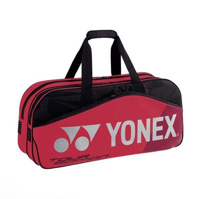 Yonex 9831 Pro Tournament 6 Racket Bag - Red