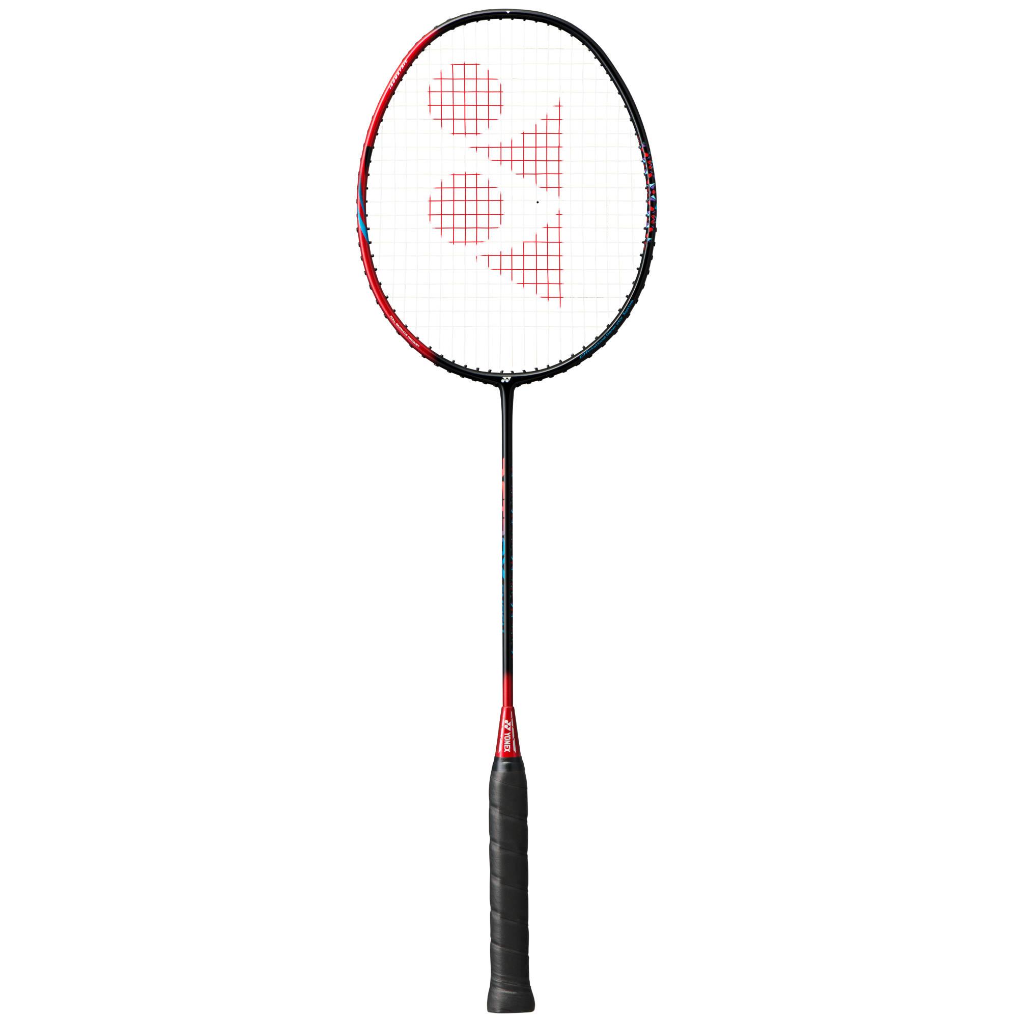 Yonex Astrox Smash Badminton Racket - Black/Red
