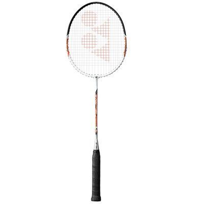 Yonex Basic 700 MDM Badminton Racket - White and  Orange