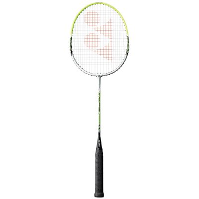 Yonex Basic 700 MDM Badminton Racket - Silver and Lime