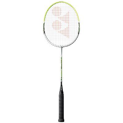Yonex Basic 700 MDM Badminton Racket - Silver and Lime