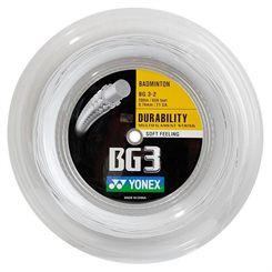 Yonex BG 3 Badminton String - 200m Reel