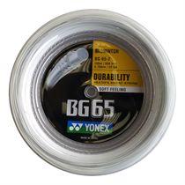 Yonex BG 65 Badminton Racket String 200m Reel