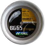 Yonex BG 65 Ti Badminton Racket String 200m Reel