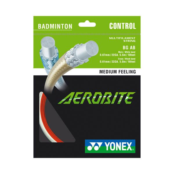 Yonex Bg Aerobite Badminton String Set