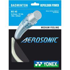 Yonex BG Aerosonic Badminton Racket String - 10m Set