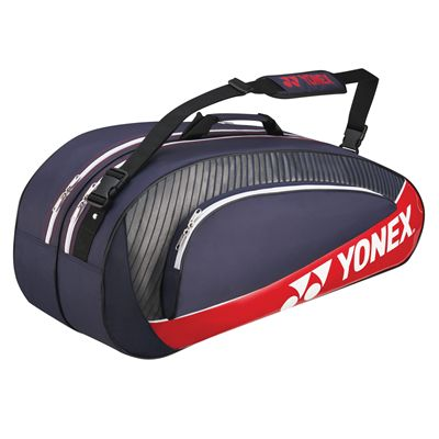 Yonex Club 6 Racket Bag - Navy Blue