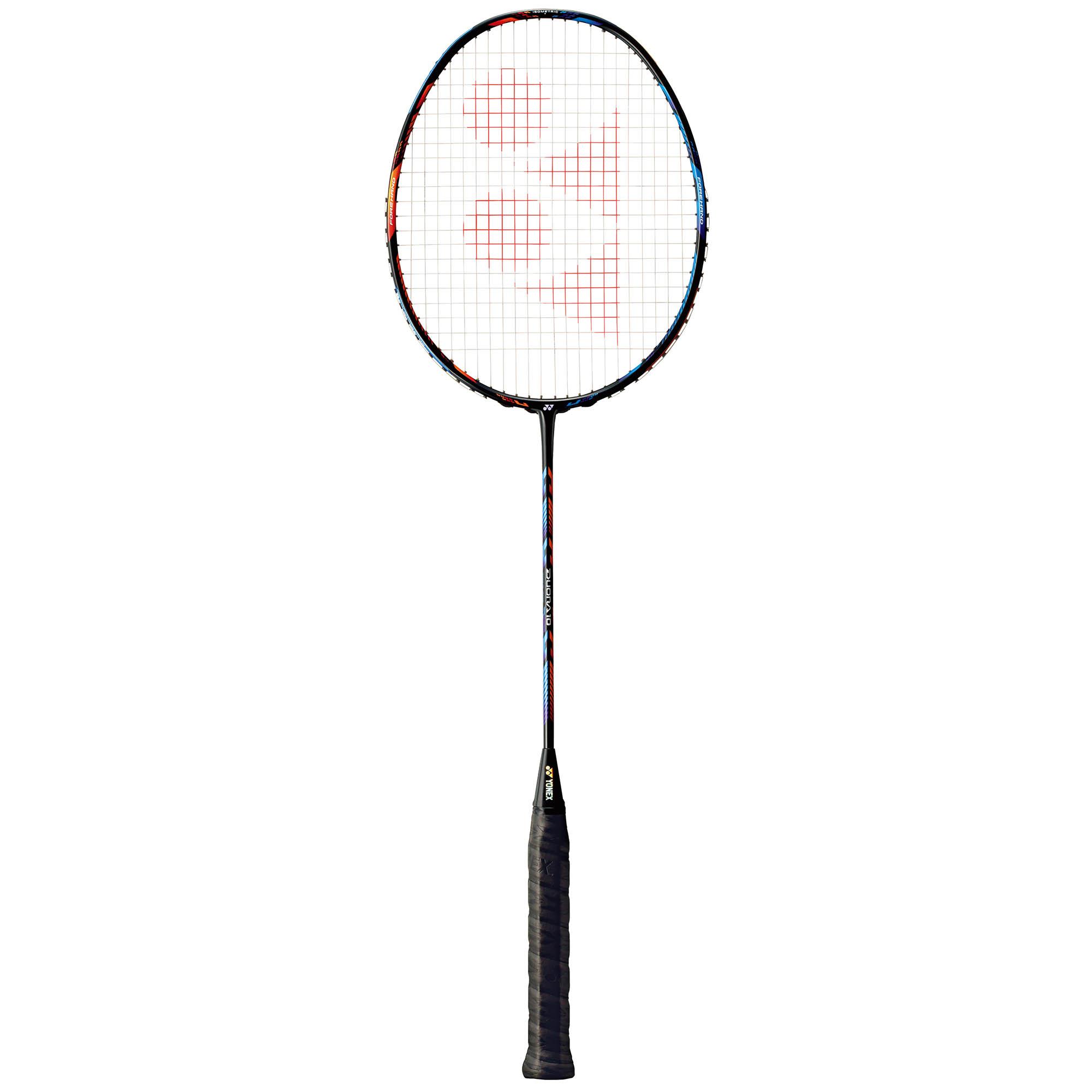 Yonex Duora 10 Badminton Racket - Blue/Orange