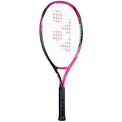 Yonex EZONE 25 Junior Tennis Racket - Pink
