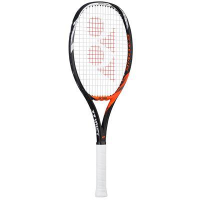 Yonex EZONE Feel Tennis Racket - Black/Orange