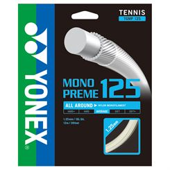 Yonex Monopreme 125 Tennis String Set