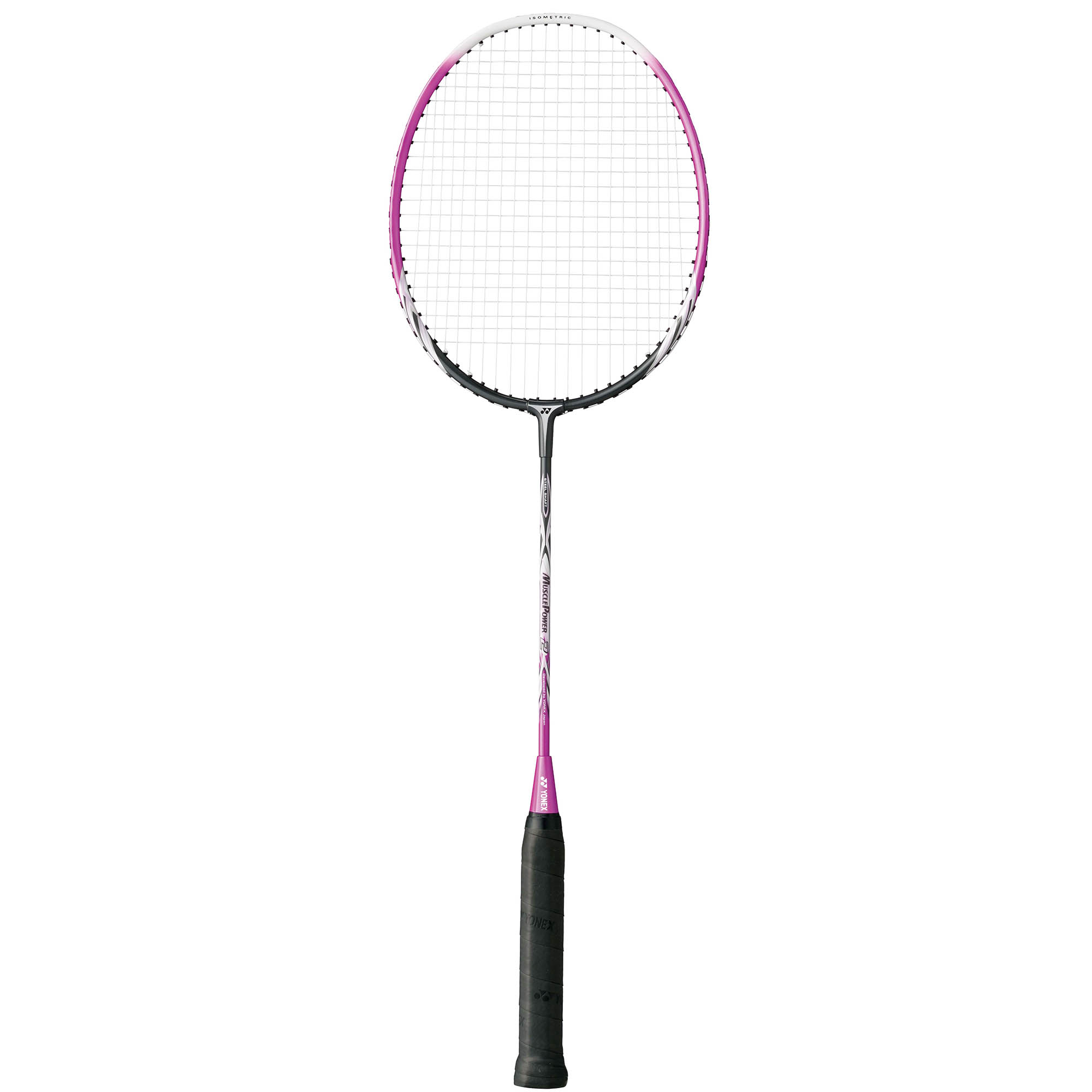 Yonex Muscle Power 2 Badminton Racket  BlackPink