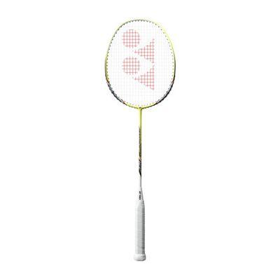 Yonex Nanoray 10 Badminton Racket White Yellow
