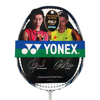 Yonex Nanoray 50FX Badminton Racket - Zoomed
